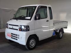 ミニキャブトラックVX−SE 4WD 社外ポータブルナビ 社外エンスタ