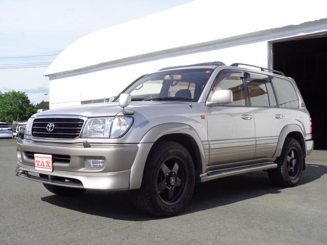 トヨタ VXリミテッド 4WD サンルーフ リアヒーター クルコン
