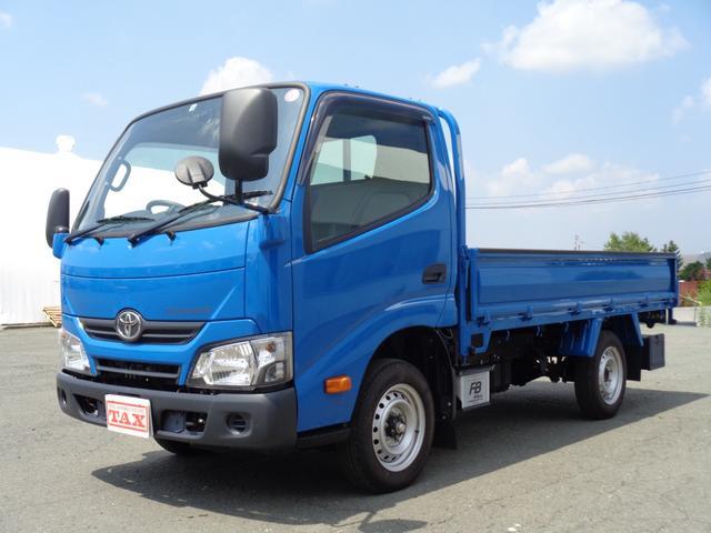 トヨタ ロングSシングルジャストロー 4WD 内寸310×160 純正SDナビ ワンセグ BT