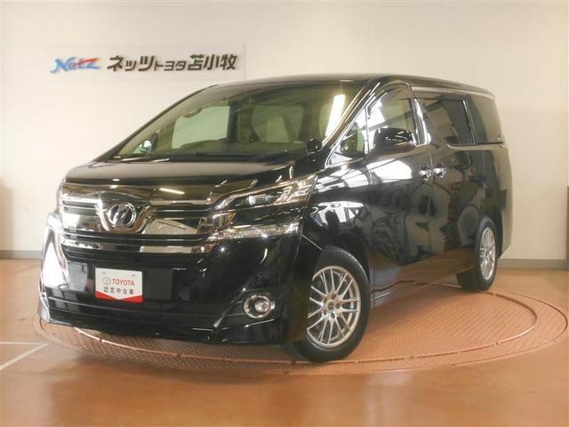トヨタ 2.5V ワイドSDナビ付ワンオーナー車