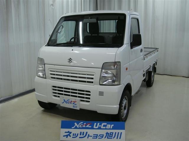 スズキ キャリイトラック KCパワステ 4WD 5速マニュアル