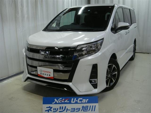 トヨタ ノア Si ダブルバイビーII 4WD ナビ バックカメラ ETC