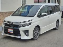 ヴォクシーZS 4WD HDDフルセグナビ ワンオーナー
