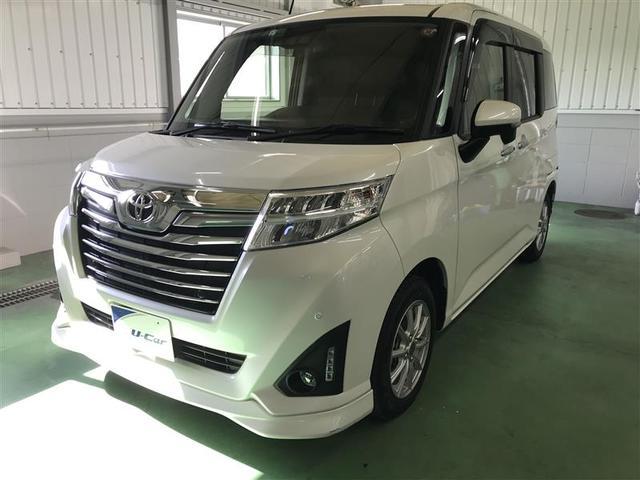 ルーミー カスタム g トヨタ