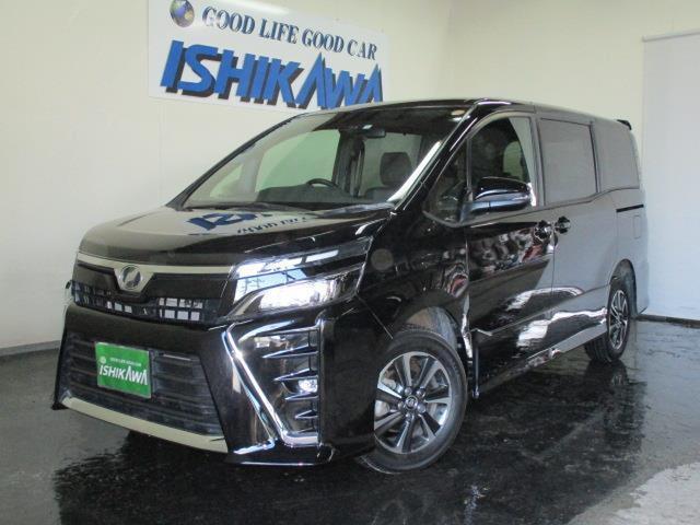 トヨタ ZS 4WD 8人 トヨタセーフティセンス ワンセグナビ