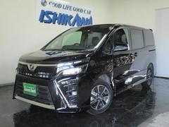 ヴォクシーZS 4WD 8人 トヨタセーフティセンス ワンセグナビ
