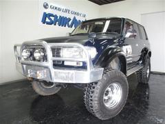 ランドクルーザー80VX 4WD リフトアップ デフロック リアヒーター SR