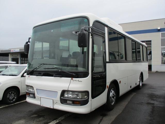 いすゞ ガーラミオ 42名乗 バックモニター 寒冷地仕様 HSA