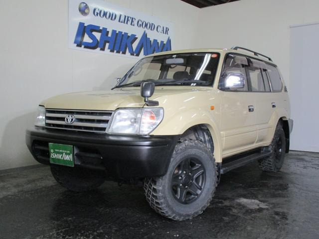 トヨタ TX 4WD ロング ワイド 3.0ディーゼル 8人乗り