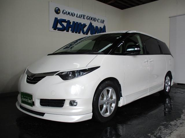 トヨタ G 4WD7人 両側電動 TRDダウンサス 1年2万キロ保証