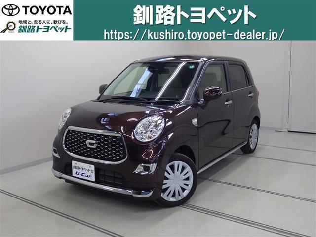 ダイハツ スタイルX SAIII 4WD ベンチシート スマートキ-