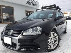 VW ゴルフR324WD 夏・冬タイヤ付 ナビ キーレス キセノン