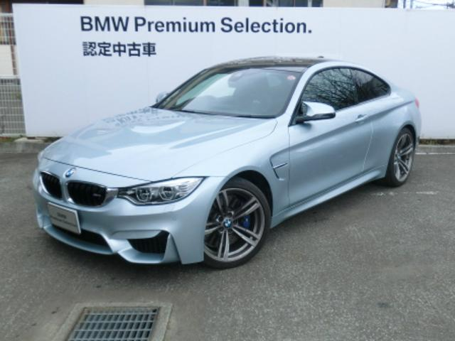 BMW M4クーペ HID バックカメラ