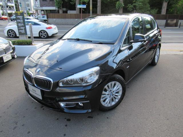 BMW 218d xDriveアクティブツアラーラグジュアリ 4WD