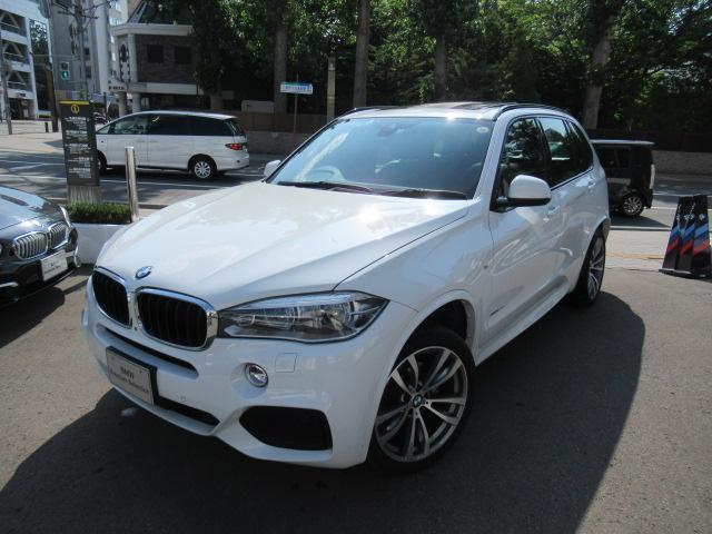 BMW xDrive 35d Mスポーツ 2年間走行距離無制限