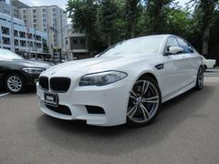 BMW M5M5 革シート パワーシート Bカメラ HID 記録簿
