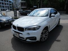 BMW X6xDrive 35i Mスポーツ 4WD Bカメラ