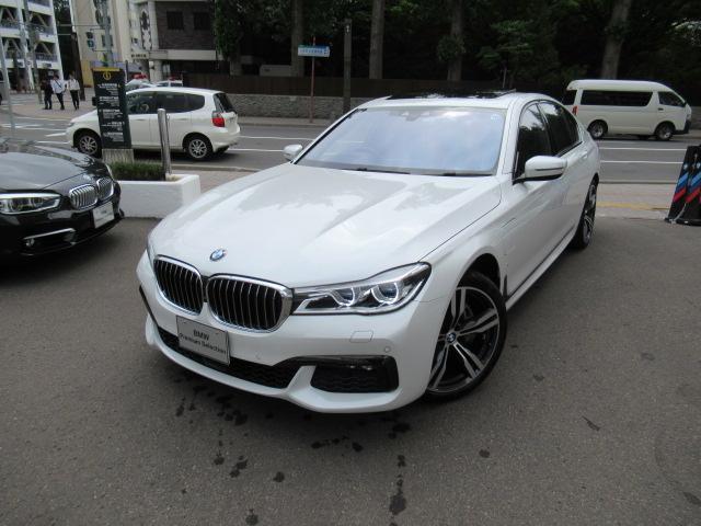 BMW 740eアイパフォーマンス Mスポーツ