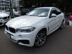 BMW X6xDrive 35i Mスポーツ