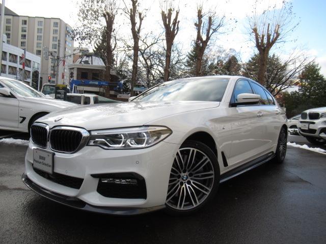 BMW 540ixDriveMスポーツ 3Dデザインエアロ・マフラー