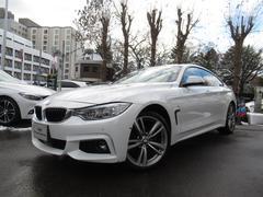 BMW420i xDriveグランクーペ Mスポーツ TV付