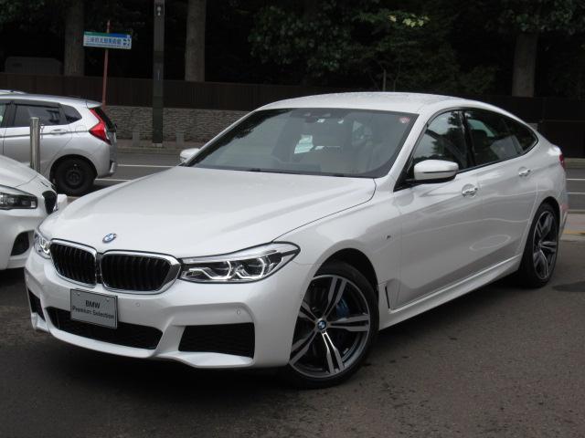 BMW 6シリーズ 640ixDriveグランツーリスモMスポーツ 後席モニター