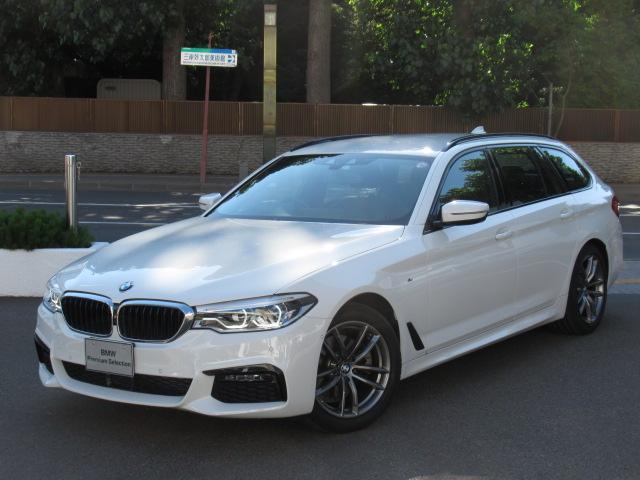 BMW 5シリーズ 523dxDriveツーリングMスピリット ハーマンカードン