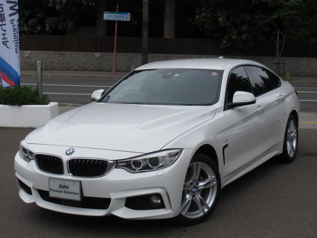 BMW 4シリーズ 420i xDriveグランクーペ Mスポーツ