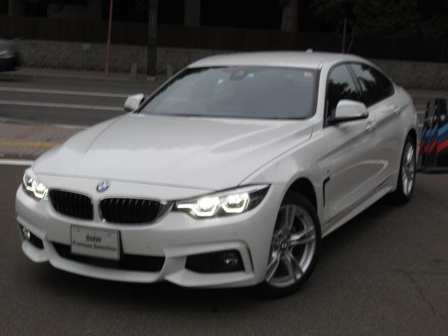 BMW 420i xDriveグランクーペ Mスポーツ