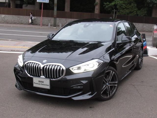 BMW 1シリーズ 118i Mスポーツ アイドリングストップ 禁煙車 記録簿 電動リアゲート