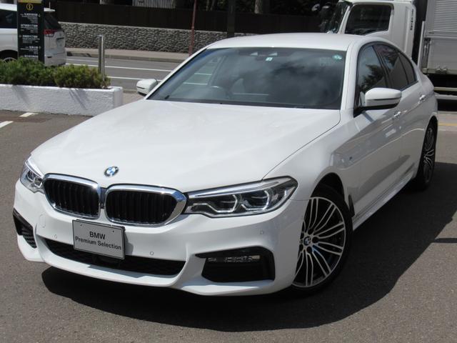 BMW 5シリーズ 530i Mスポーツ オートマティックトランクリッドオペレーション ソフトクローズドア シートヒーター前後 マッサージ機能付フロントシート アンビエントライト パーキングアシストプラス HIFIスピーカ Mスポーツブレーキ