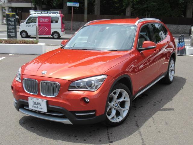 BMW X1 xDrive 20i xライン コンフォートアクセス フロントシートヒーティング ドライビングエクスペリエンスコントロール USBオーディオインターフェース フロントシートヒーティング ファインウッドトリム ファインラインベイマット