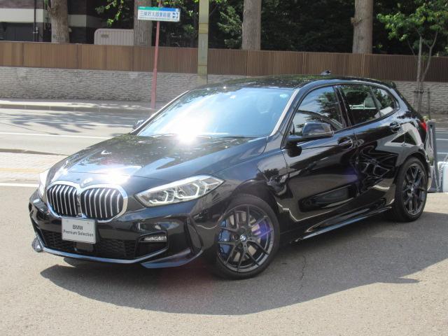 BMW 1シリーズ 118d Mスポーツ HIFIスピーカーシステム Mスポーツブレーキ Mスポーツサスペンション ヘッドアップディスプレイ 電動フロントシートメモリー機能付 ParkingAssistant アダプティブLEDヘッドライト