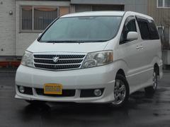 アルファードGMS 4WD
