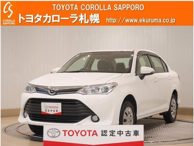 トヨタ カローラアクシオ 1.5X 4WD メモリーナビ・バックモニター エンジンスターター付