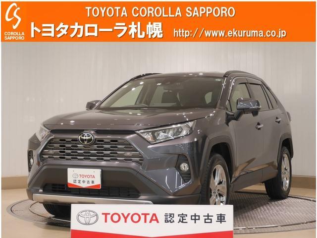 トヨタ G 4WD デモカーUP トヨタセフティーセンス メモリーナビ・バックモニター付