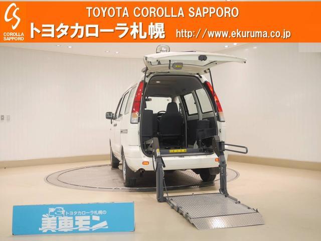 トヨタ DX ウェルキャブ車イス仕様車リフトタイプ 4WD