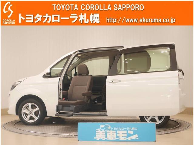 トヨタ X ウェルキャブ 助手席リフトアップシートAタイプ 4WD