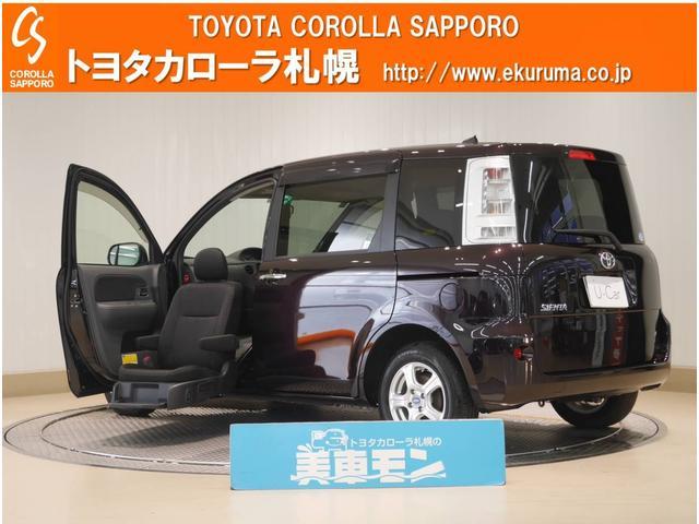 トヨタ ウェルキャブ DICE P席電動リフトアップシート車 FF