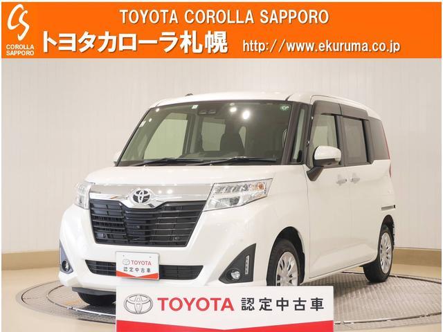 トヨタ G 4WD デモカー・スマートアシスト付