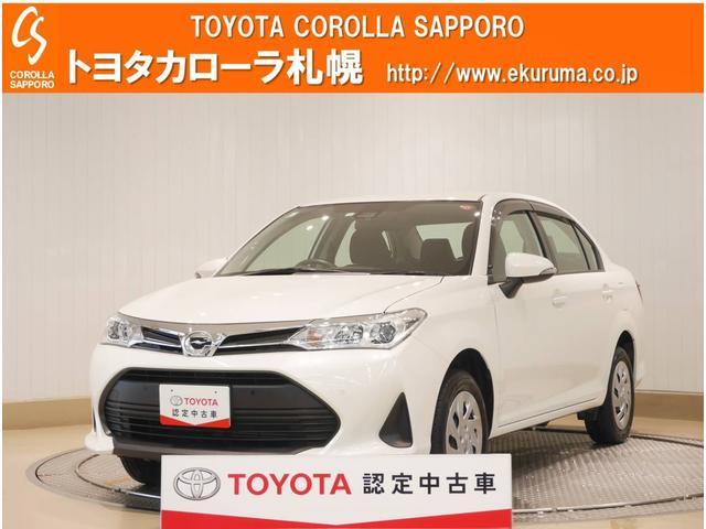 トヨタ カローラアクシオ 1.5X 4WD 1オーナー トヨタセフティーセンス ETC付