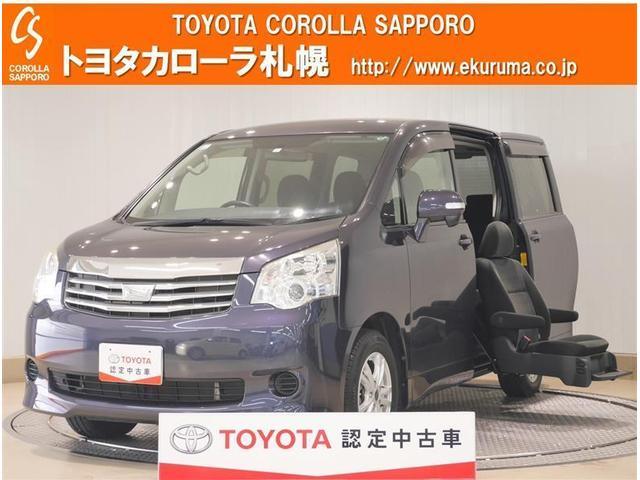 トヨタ Xサイドリフトアップチルト ウェルキャブ サイドリフトアップシート 4WD メモリーナビ・バックモニター付