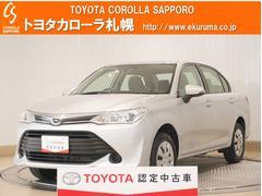 カローラアクシオ1.5X 4WD トヨタセーフティセンス・メモリーナビ付