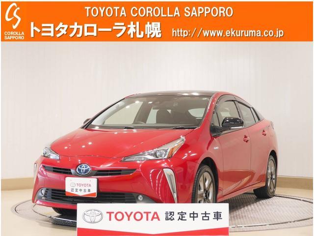 トヨタ Sツーリングセレクション 4WD デモカーUP・TSS付