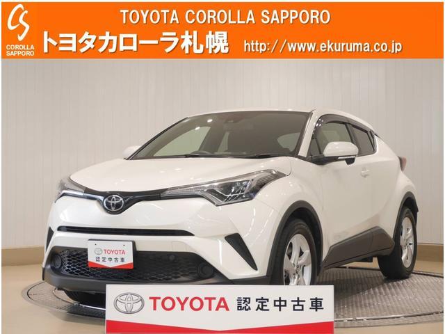 「トヨタ」「C-HR」「SUV・クロカン」「北海道」の中古車