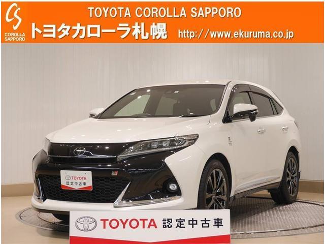 トヨタ エレガンス GRスポーツ 4WD・メモリーナビ・トヨタセーフティーセンス付