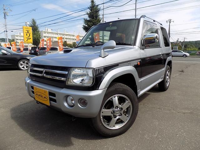三菱 リミテッドエディションVR 4WD