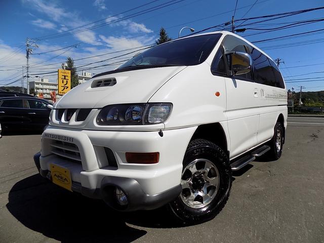 三菱 シャモニーHR4WD