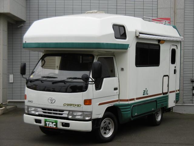 トヨタ キャンピング 4WD