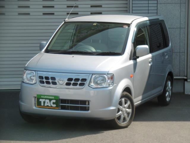 日産 S FOUR 4WD 5速マニュアル